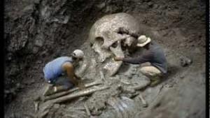 Annunaki Skelet