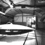 Ondergrondse UFO Basis