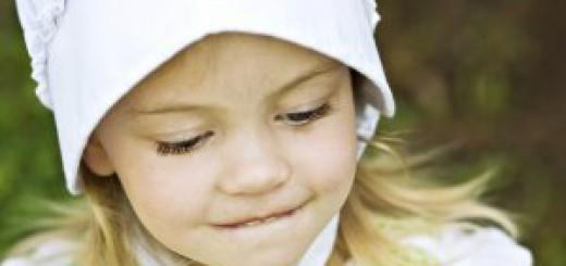 amish meisje