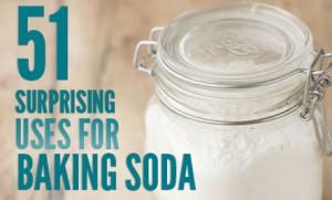 baking soda 51 uses