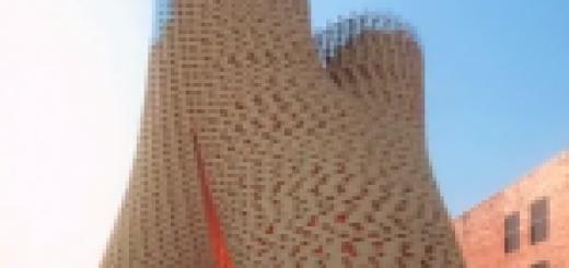 Toren van paddenstoelen